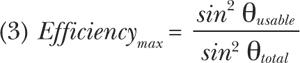 BioOptics World: Equation 3